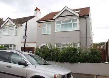 Thumbnail 5 bed link-detached house for sale in Latimer Road, London, Forest Gate