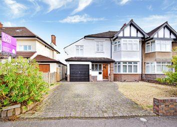 Thumbnail 4 bedroom semi-detached house for sale in Stoke Lane, Westbury-On-Trym, Bristol