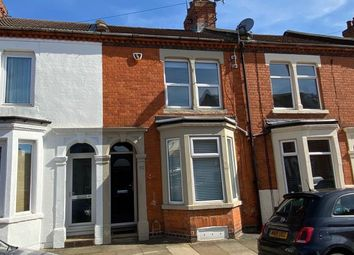 Thumbnail 2 bed terraced house to rent in Clarke Road, Abington, Northampton