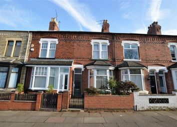 Thumbnail 2 bed terraced house for sale in Milligan Road, Leicester