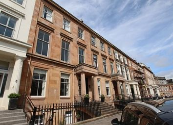 Thumbnail 3 bed flat to rent in Woodside Terrace, Glasgow