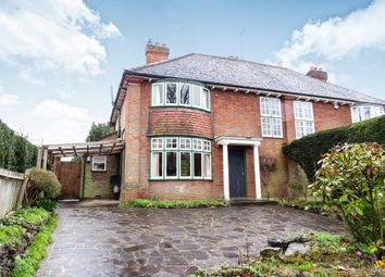 Thumbnail 3 bed semi-detached house for sale in Sun Lane, Harpenden