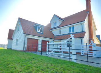 Thumbnail 5 bed detached house for sale in William Porter Close, Chelmsford