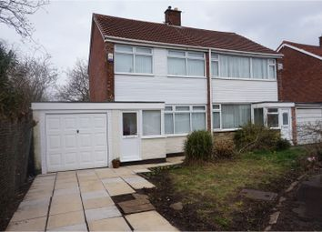Thumbnail 3 bed semi-detached house for sale in Longfold, Maghull