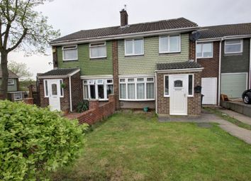 Thumbnail 3 bed semi-detached house for sale in Leeholme, Houghton Le Spring