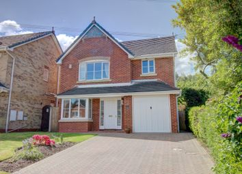 Thumbnail 4 bed detached house for sale in Sheridan Way, Runcorn