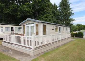3 bed mobile/park home for sale in Bashley Park, Sway Road, New Milton BH25