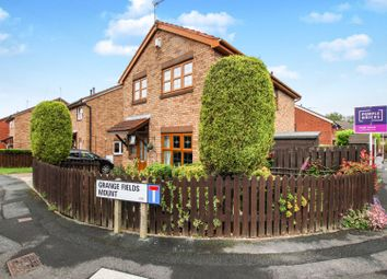 Thumbnail 4 bed detached house for sale in Grange Fields Mount, Leeds