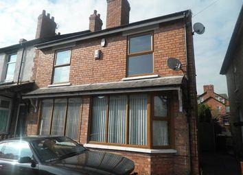 Thumbnail 3 bedroom semi-detached house for sale in Devonshire Drive, Eastwood, Nottingham