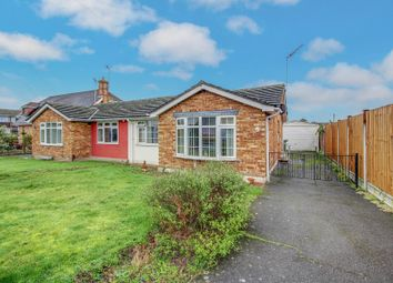 2 bed semi-detached bungalow for sale in Fyfield Avenue, Wickford SS12