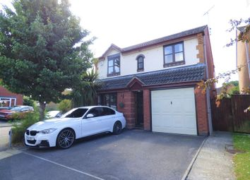 Thumbnail 4 bed detached house for sale in Magnolia Walk, Quedgeley, Gloucester