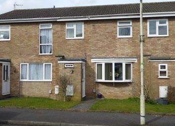Thumbnail 3 bed terraced house for sale in Burges Close, Dunstable