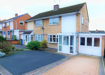 Thumbnail 3 bed semi-detached house for sale in Baswich Lane, Baswich, Stafford