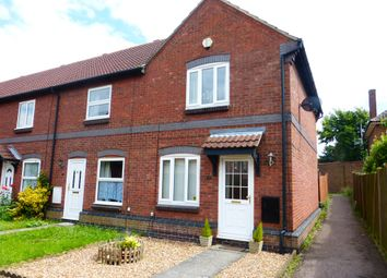 Thumbnail 2 bed end terrace house for sale in The Pastures, Stewartby, Bedford