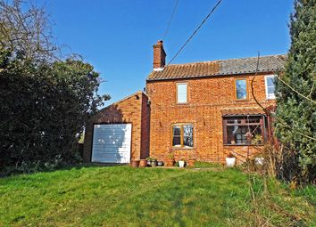 Thumbnail 3 bedroom semi-detached house for sale in Pollard Street, Bacton, Norwich
