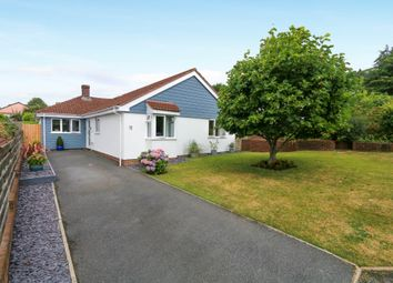 Thumbnail 3 bedroom detached bungalow for sale in St. Pauls Close, Bovey Tracey, Newton Abbot