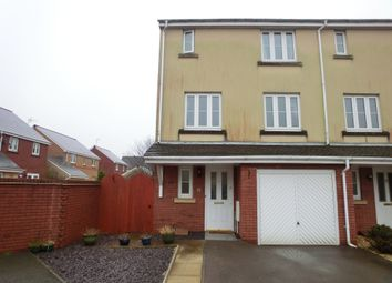Thumbnail 3 bedroom town house for sale in Village Drive, Gorseinon, Swansea