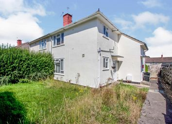 Thumbnail 1 bed flat for sale in Englishcombe Road, Hartcliffe, Bristol