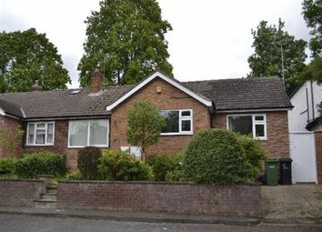 Thumbnail 3 bed bungalow to rent in Lower Luton Road, Harpenden