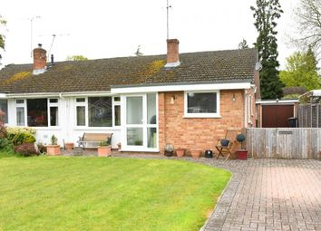 Thumbnail 2 bed bungalow for sale in Rowcroft Close, Ash Vale