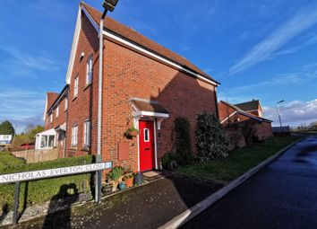 3 bed end terrace house for sale in Nicholas Everton Close, Brandon, Coventry CV8
