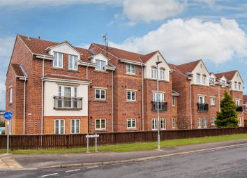 Thumbnail 2 bed flat for sale in Ings Court, Esk Drive, Nether Poppleton, York