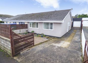 Thumbnail 2 bed semi-detached bungalow for sale in Greenacre Drive, Pencoed, Bridgend