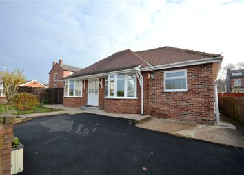 Thumbnail 3 bed detached bungalow for sale in Conway Road, Wakefield, West Yorkshire