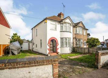 Thumbnail 3 bed semi-detached house for sale in Chastilian Road, Dartford, Kent