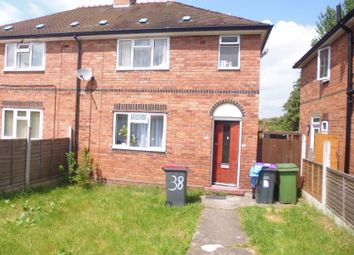 Thumbnail 3 bed semi-detached house to rent in Steventon Road, Telford, Wellington