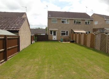 Thumbnail 3 bedroom semi-detached house for sale in Ludbrook Close, Needham Market, Ipswich
