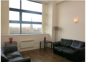 Thumbnail 2 bed flat to rent in Brindley House, Newhall Street, Birmingham