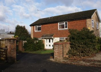 Thumbnail 4 bed detached house for sale in Woodham Lane, New Haw, Addlestone, Surrey
