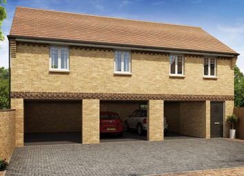 "Thumbnail 2 bedroom detached house for sale in ""Harrowden Special"" at Southern Cross, Wixams, Bedford"
