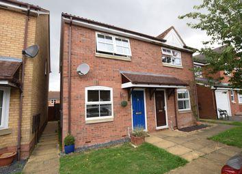 Balmoral Drive, Brackley NN13. 2 bed semi-detached house