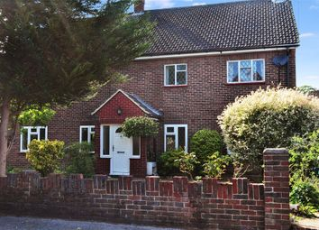 Thumbnail 2 bed maisonette for sale in Penton Road, Staines Upon Thames, Surrey