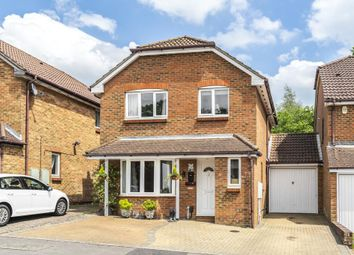Thumbnail 3 bed link-detached house for sale in Church Crookham, Hampshire