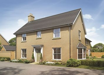 Thumbnail 3 bed semi-detached house for sale in Harvester Close, Garden Walk, Royston