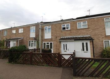 Thumbnail 3 bed terraced house for sale in Coneygree Road, Stanground, Peterborough