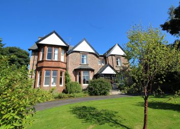 Thumbnail 3 bed flat for sale in The Crescent, Dunblane