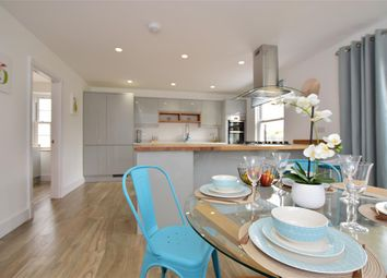 Thumbnail 4 bed town house for sale in Radnor Park Avenue, Folkestone, Kent