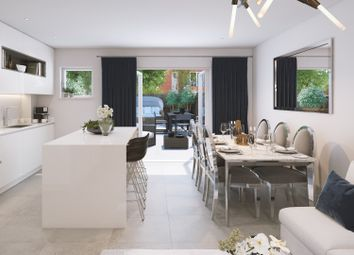 Thumbnail 3 bedroom terraced house for sale in Woodside Square, Muswell Hill