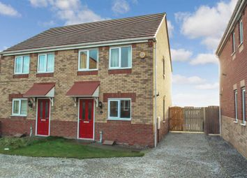 Thumbnail 3 bed semi-detached house to rent in Damsteads, Goldthorpe, Rotherham