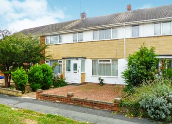 Thumbnail 3 bedroom terraced house for sale in Greenway Close, Swindon
