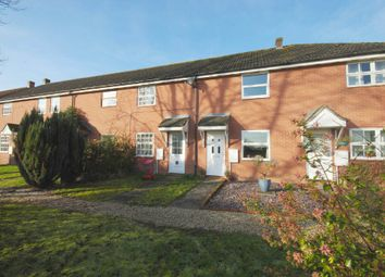 Thumbnail 2 bed terraced house to rent in Robinsons Close, Mellis, Eye