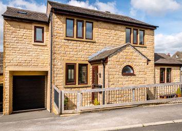 Thumbnail 4 bed link-detached house for sale in Boulder Gate, Marsden, Huddersfield