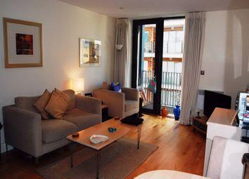 Thumbnail 1 bedroom flat to rent in Antonine Heights, City Walk, Bermondsey, London