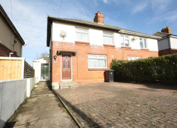 Thumbnail 3 bedroom semi-detached house for sale in No Onward Chain, Large Garden, Weymouth