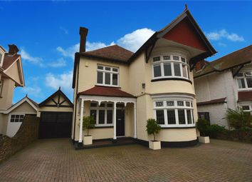 Thumbnail 4 bed detached house for sale in The Broadway, Thorpe Bay, Essex
