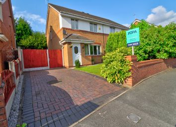 Thumbnail 3 bed semi-detached house for sale in Great Delph, Haydock, St. Helens